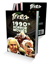 Decades of Terror 2019: 1990's Horror Movies