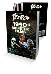 Decades of Terror 2019: 1990's Monster Films