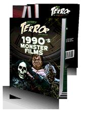 Decades of Terror 2019: 1990's Monster Films