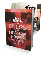 Guess the Horror Movie: 400 Pixelated Puzzles